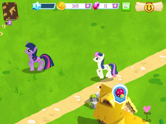 File:Twilight and Sweetie Drops MLP Game.png