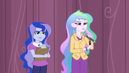 Celestia and Luna annoyed EG3