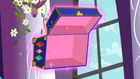 Lockbox empty S2E01