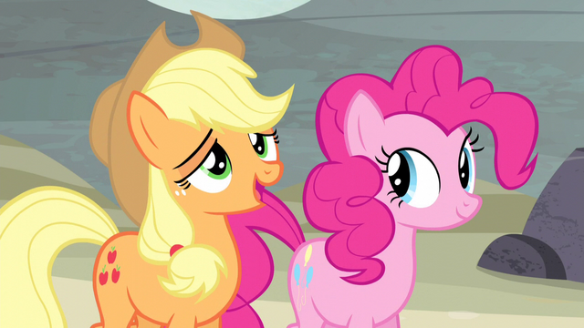 "File:Applejack ""we brought real friendship to these here ponies"" S5E2.png"