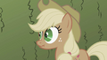 Applejack being a liar S2E01.png