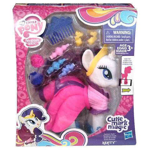 File:Cutie Mark Magic Fashion Style Rarity packaging.jpg