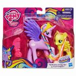Rainbow Power Princess Sterling & Fluttershy