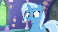 "Trixie ""I just got excited!"" S7E2"