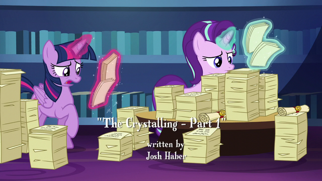 "File:Twilight ""I should pare things down a bit"" S6E1.png"
