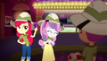 Apple Bloom holding the tickets again SS11.png