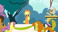 Applejack Crowd S2E14