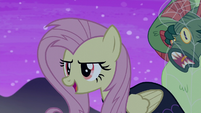 "Fluttershy ""I'm not afraid"" S5E21"