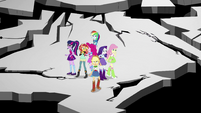Limbo continues to break around the Mane Seven EGS3