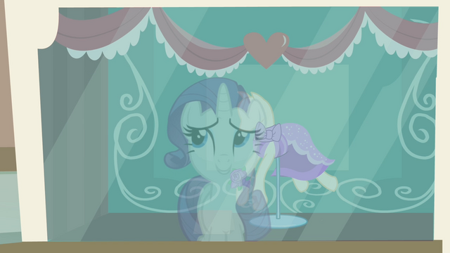 File:Rarity's reflection on a shop window S4E08.png