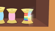 Spool of thread glowing S4E08.png