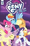 Legends of Magic issue 4 cover RI