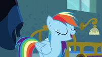 "Rainbow ""I'll have all of the moves down"" S6E7"