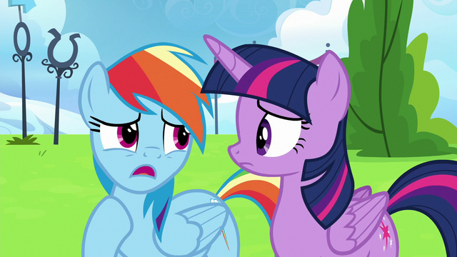 """File:Rainbow Dash """"he's lost his confidence"""" S6E24.png"""