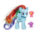 Rainbow Dash Crystal Empire Playful Pony