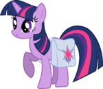 Canterlot Castle Twilight Sparkle 2