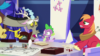 "Discord ""I'm trying to say I'm sorry"" S6E17"