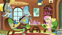 Discord offers to host the next tea party S7E12