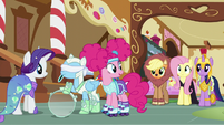 "Pinkie ""save the really scary games for next year"" S5E21"