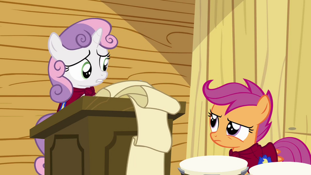 File:Sweetie Belle Who wrote this S03E04.png