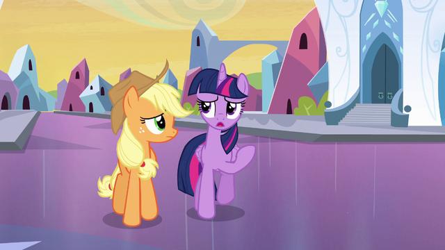 """File:Twilight Sparkle """"I'm a little nervous, too"""" EG.png"""