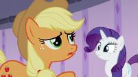 """Applejack """"assumin' everythin' went well"""" S6E10"""