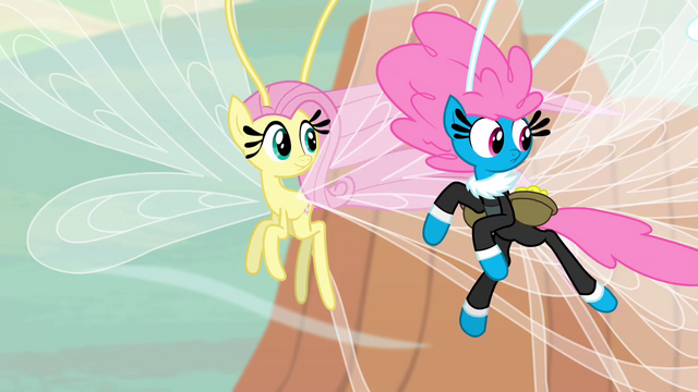 File:Seabreeze and Breezie Fluttershy looking behind S4E16.png