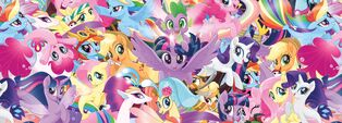 MLP The Movie character wallpaper