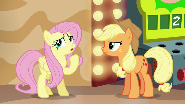 "File:Fluttershy ""if only there was a pony"" S6E20.png"