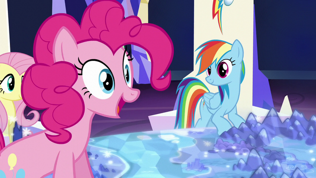 "File:Pinkie ""Or on us!"" S5E26.png"