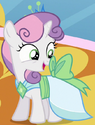 Sweetie Belle Gala outfit ID S5E7