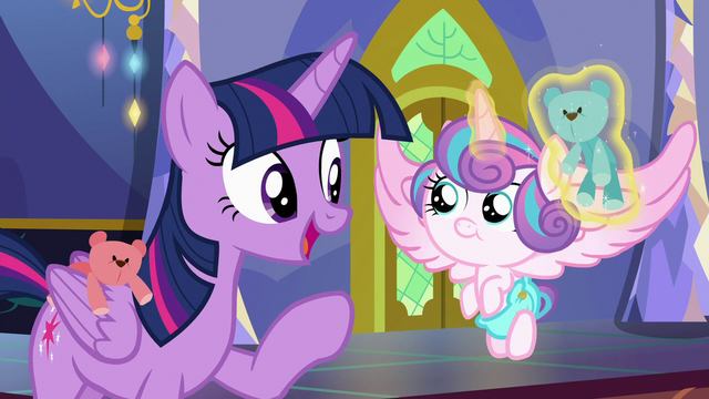 """File:Twilight Sparkle """"pretend we're the bears"""" S7E3.png"""
