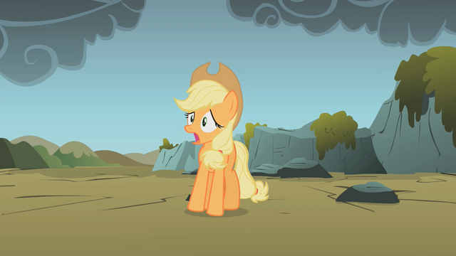File:Applejack now what S1E7.png