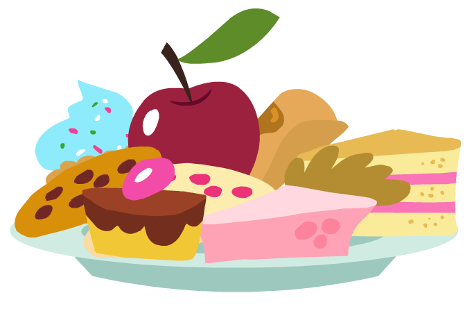 My Little Pony Toy Food : Image canterlot castle sweets my little pony