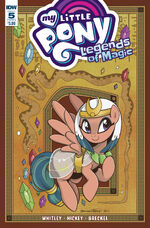 Legends of Magic issue 5 cover A