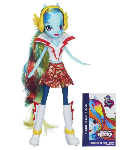 File:Rainbow Dash Equestria Girls Rainbow Rocks doll.png
