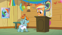 Snips 'the most stupendous pony' S2E08