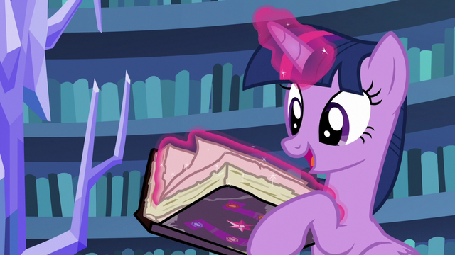File:Twilight Sparkle flips through the journal's pages S7E14.png