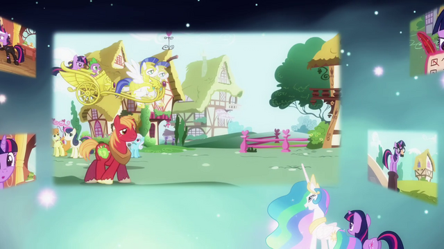 "File:Celestia singing ""to see how you might grow"" S03E13.png"
