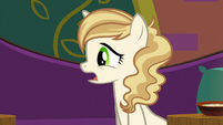 "Sweet Biscuit ""Rarity and her friend said it was good"" S6E12"