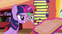 Twilight 'are gonna keep me busy' S3E09