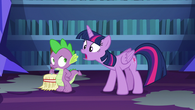 "File:Twilight Sparkle ""it was really powerful stuff"" S6E21.png"