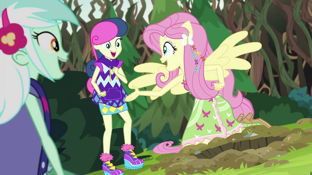 File:Fluttershy about to help Sweetie Drops escape EG4.png