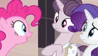 """Pinkie Pie """"are you crazy?!"""" S5E1"""