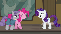 "Pinkie Pie ""washing your hooves for a long time"" S6E3"