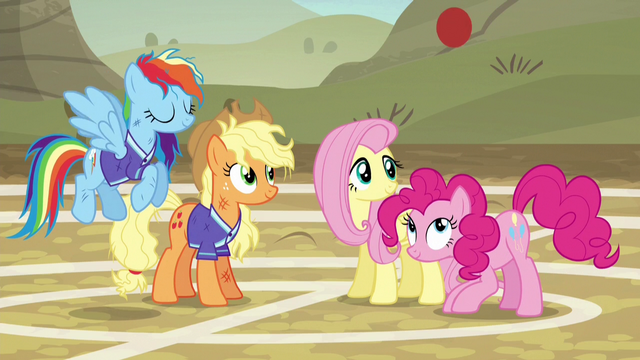 File:Pinkie Pie bouncing the ball into the air S6E18.png