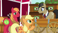 "Applejack ""that's the last of it, Filthy Rich"" S6E23"