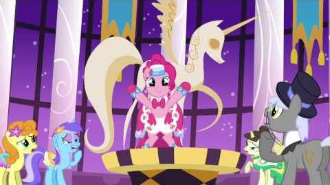 MLP FiM Music I'm at the Grand Galloping Gala HD