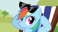 Rainbow Dash oh S3E3