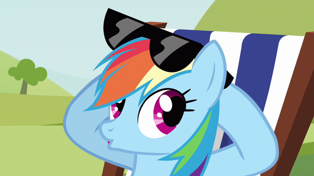 File:Rainbow Dash oh S3E3.png